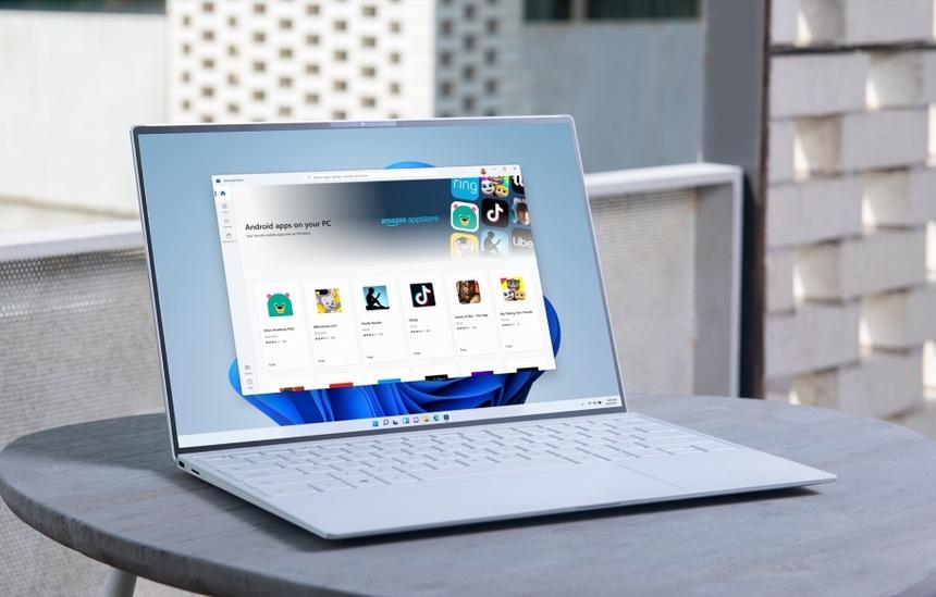 Windows 11 tao ra su canh tranh giua Microsoft va Apple anh 2