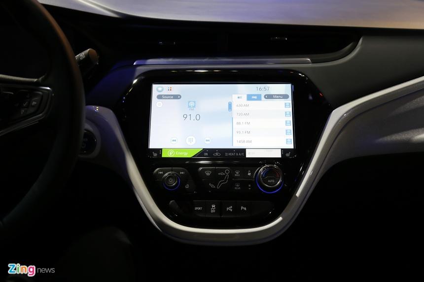Xe In Chevrolet Bolt Ev I Th Tesla Model 3 C Mt Ti Vit