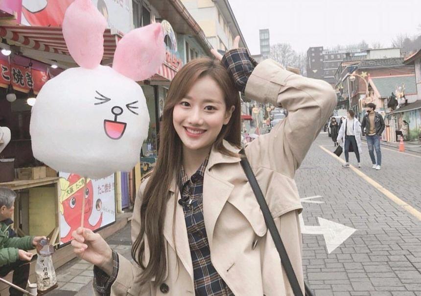 Na Eun April bi tay chay anh 1