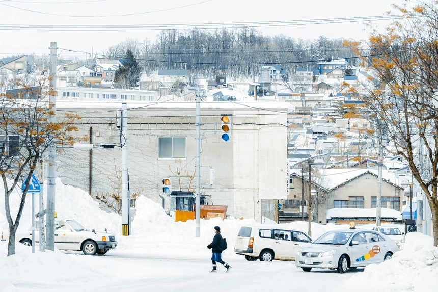 Hokkaido tuyet trang, noi dang den nhat mua dong o Nhat Ban hinh anh 32