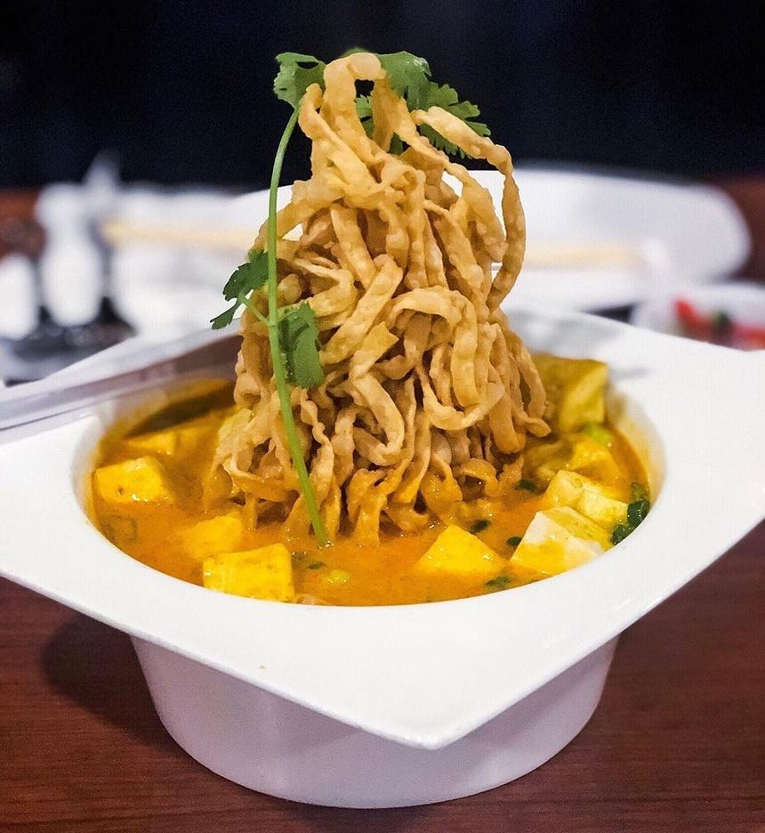 'Oanh tac' nhung mon ngon dam huong vi Thai o Chiang Mai hinh anh 1