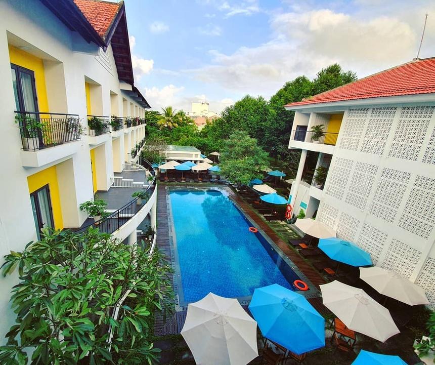 4 resort sang trọng giá dưới 1 triệu đồng/đêm ở Hội An