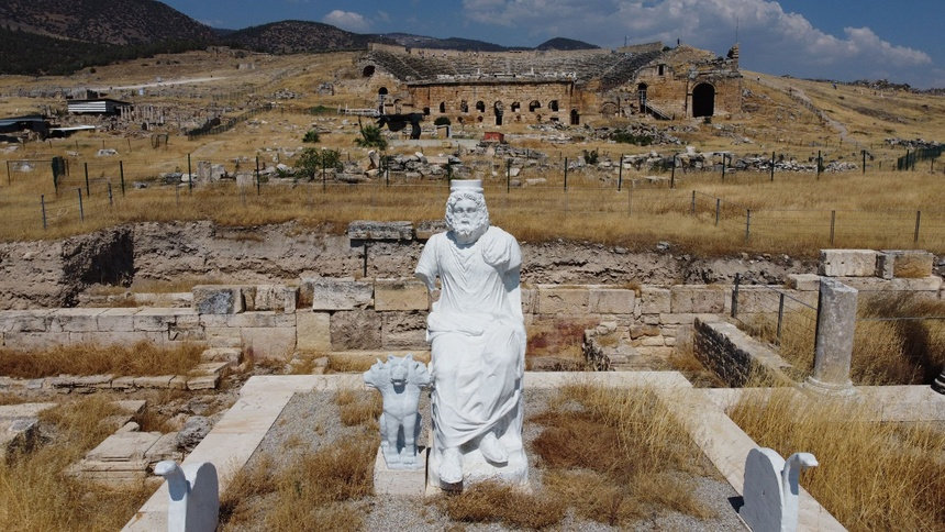 Cong dia nguc Hierapolis anh 4