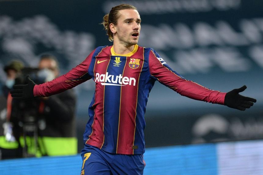 Nc247info tổng hợp: 'Griezmann sai lầm khi đến Barca'