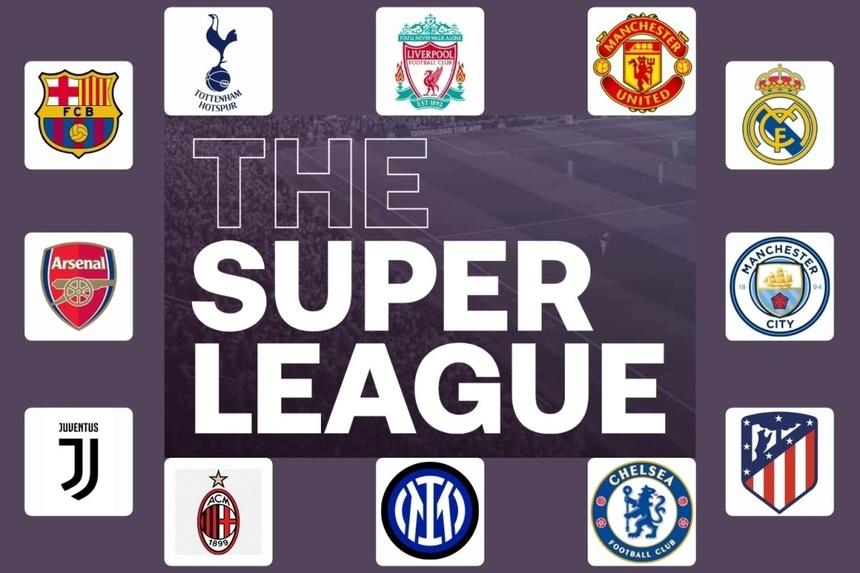 Super League anh 1