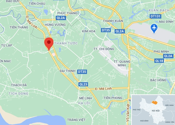 Tong lien hoan o Me Linh anh 2