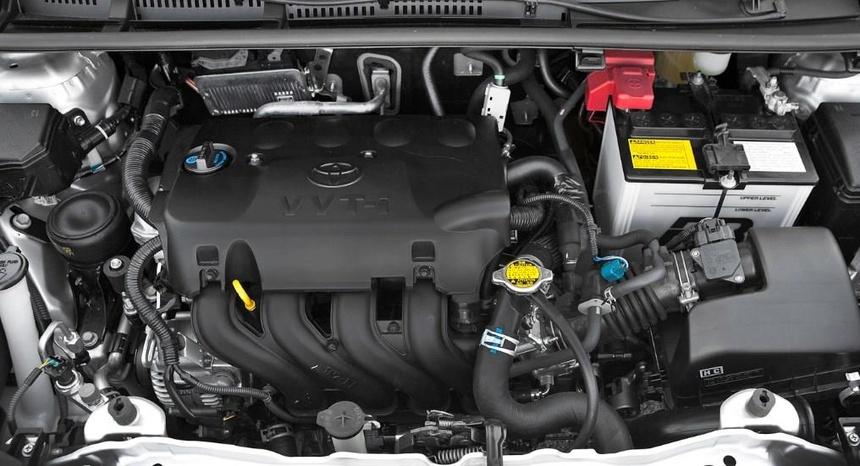 Toyota Yaris 2020 lo dien, bat ngo so huu thiet ke giong Mazda hinh anh 9