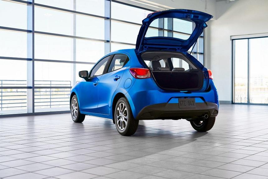 Toyota Yaris 2020 lo dien, bat ngo so huu thiet ke giong Mazda hinh anh 10