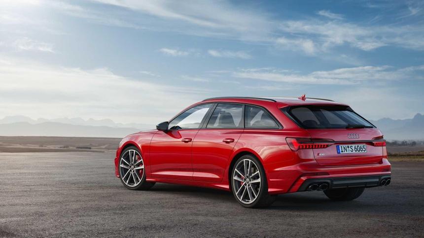 Xe sang Audi S6 va S7 2020 lo dien, gia tu 86.379 USD hinh anh 2