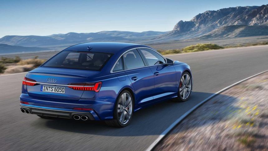Xe sang Audi S6 va S7 2020 lo dien, gia tu 86.379 USD hinh anh 4