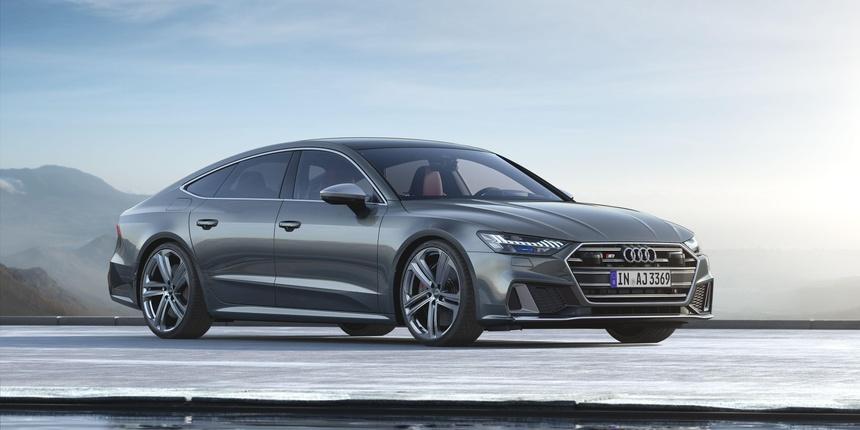 Xe sang Audi S6 va S7 2020 lo dien, gia tu 86.379 USD hinh anh 10