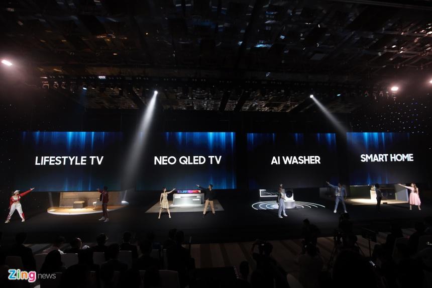 Samsung gioi thieu TV Neo QLED anh 2