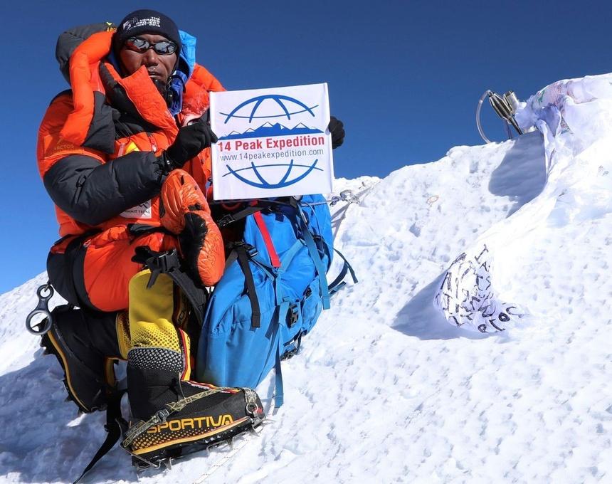 Hanh trinh 24 lan chinh phuc Everest cua nguoi dan ong 49 tuoi hinh anh 1