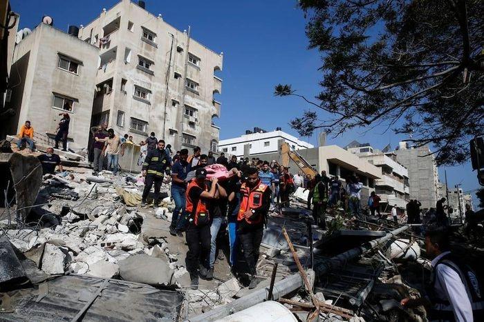 khong kich o Dai Gaza anh 3