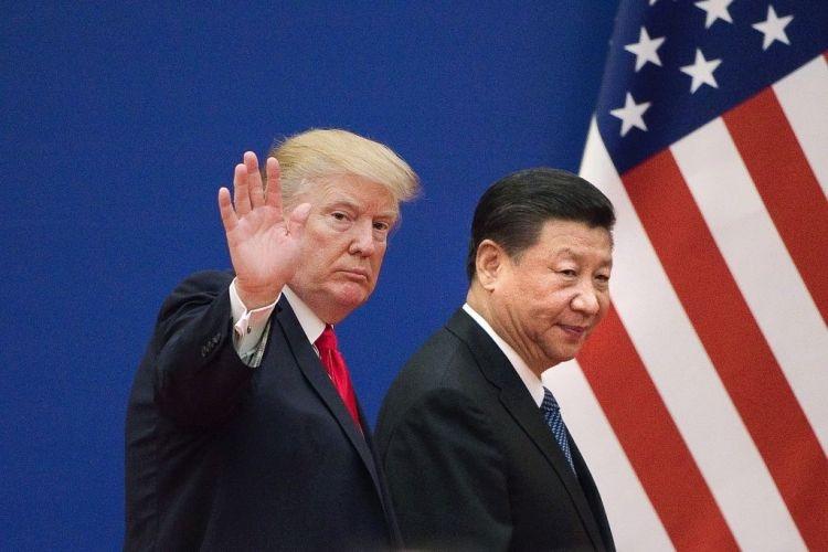 He lo tai lieu mat ve chien luoc chau A cua chinh quyen Trump anh 1