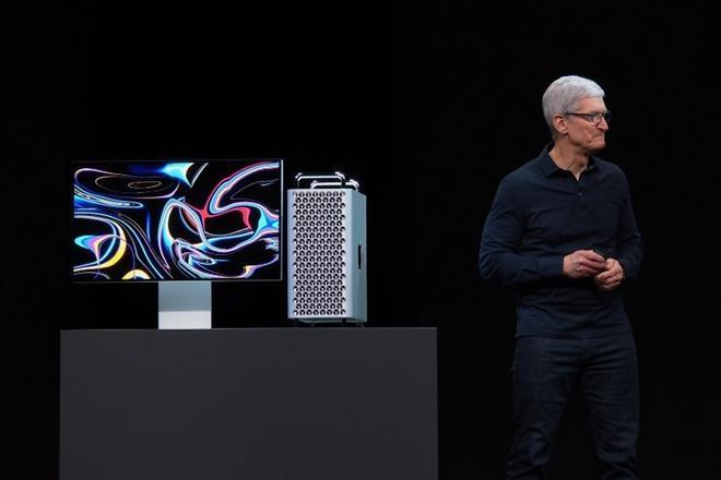 Vi sao toi van mua Mac Pro gia 50.000 USD du ai do noi 'ngu ngoc'? hinh anh 1