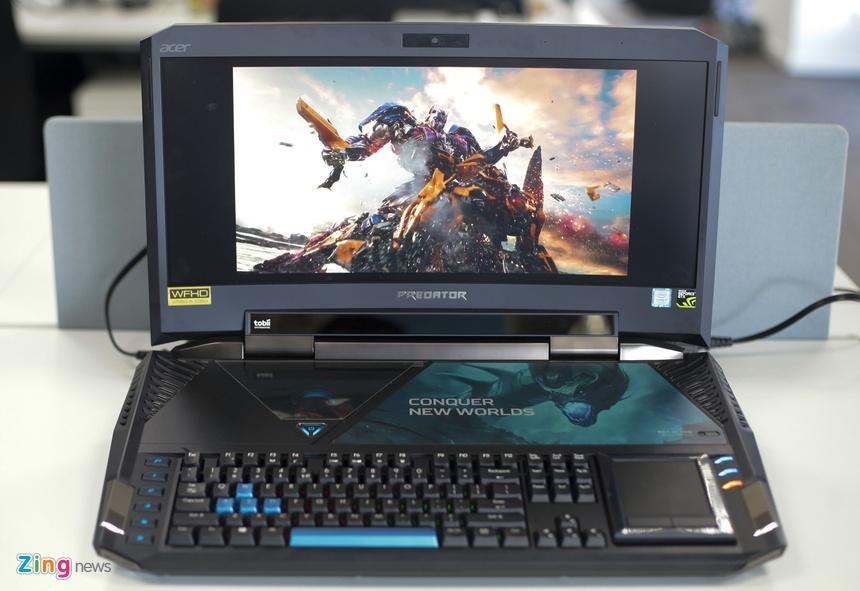 Sieu laptop Acer Predator 21X gia 230 trieu duy nhat tai VN hinh anh 5