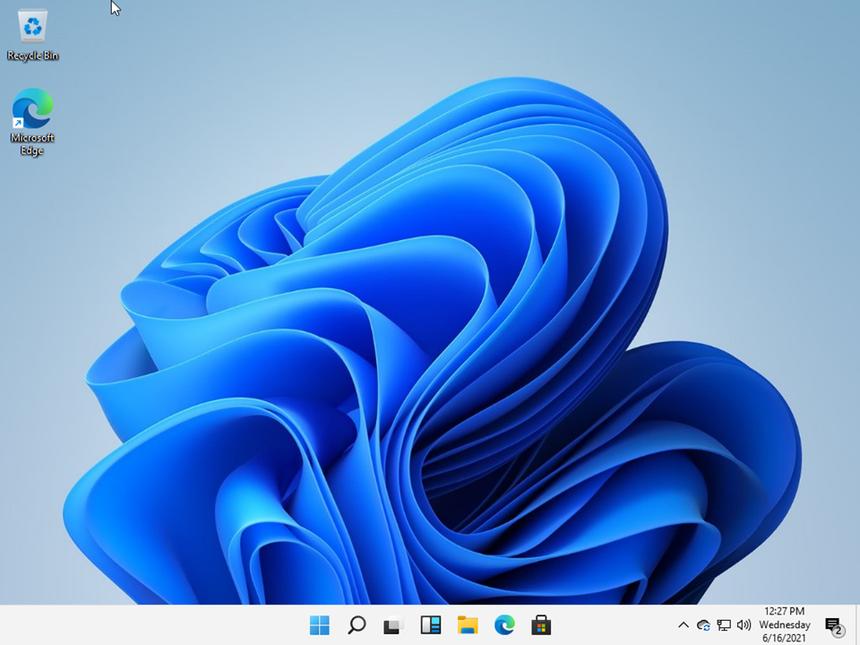 Giao diện mới của Windows 11 bị người dùng chỉ trích
