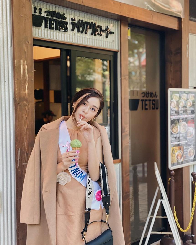 Tuong San - tu hot girl mang den top 8 Hoa hau Quoc te hinh anh 53