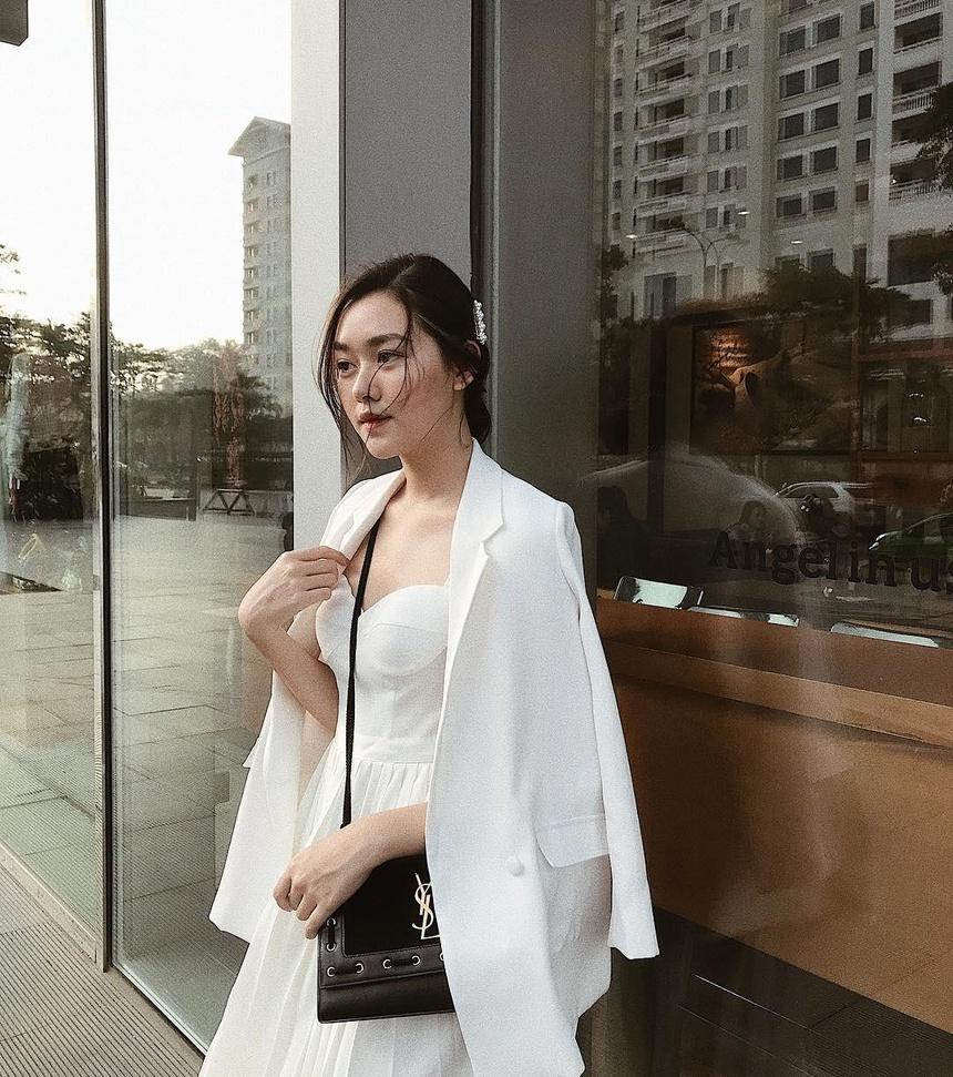 Tuong San - tu hot girl mang den top 8 Hoa hau Quoc te hinh anh 10