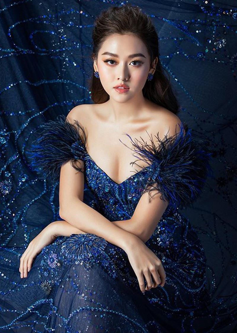 Tuong San - tu hot girl mang den top 8 Hoa hau Quoc te hinh anh 35
