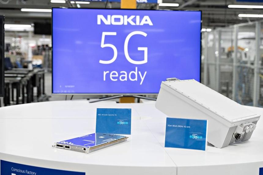 Nokia tro lai cuoc dua 5G anh 3