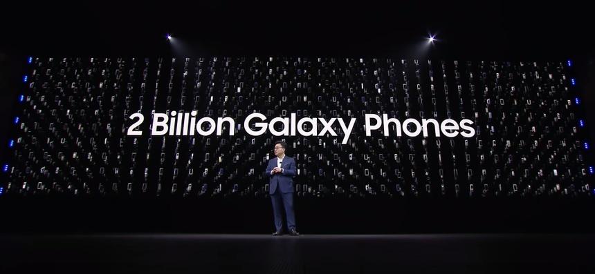 Man ra mat Galaxy S10 va Galaxy Fold gay choang ngop cho tat ca hinh anh 3