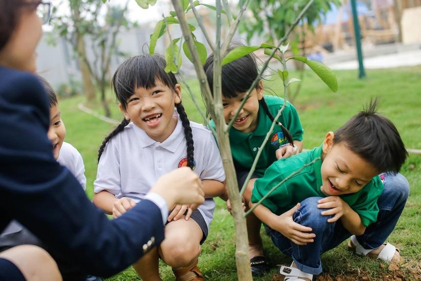 Genesis School - ngoi truong gieo mam tri thuc xanh giua long Ha Noi hinh anh 12