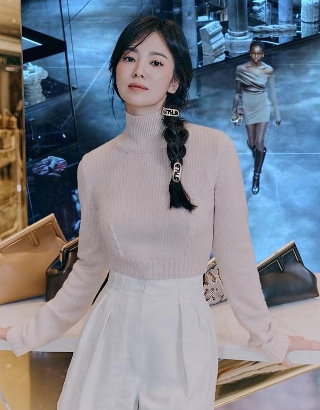 Song Hye Kyo du su kien anh 1
