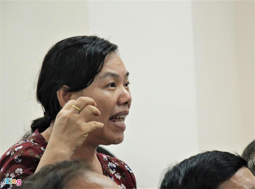 Ong Doan Ngoc Hai thuyet phuc nguoi dan roi chung cu sap sap o pho Tay hinh anh 1