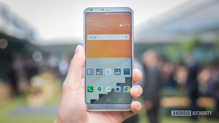 Nhung smartphone cua LG anh 5
