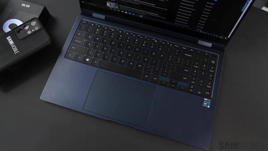 Samsung ra mat laptop Galaxy moi anh 10