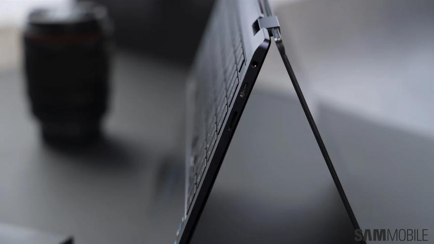 Samsung ra mat laptop Galaxy moi anh 11