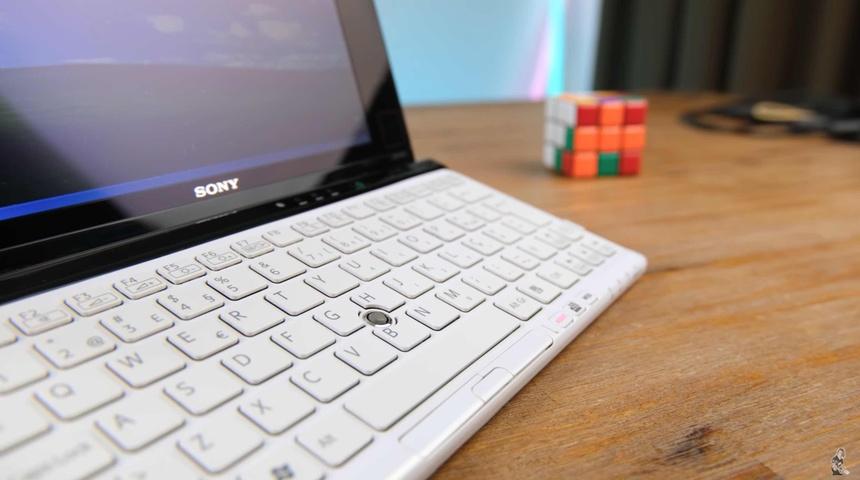 Laptop Sony VAIO P anh 3