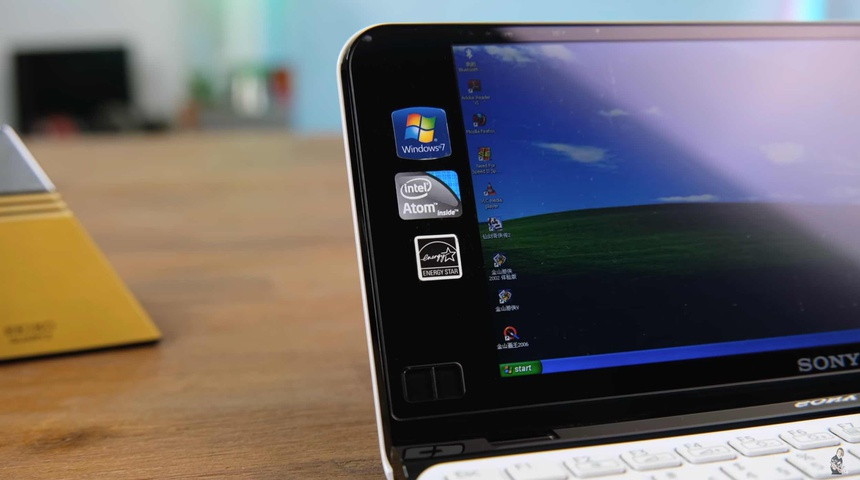 Laptop Sony VAIO P anh 6