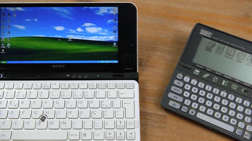 Laptop Sony VAIO P anh 10