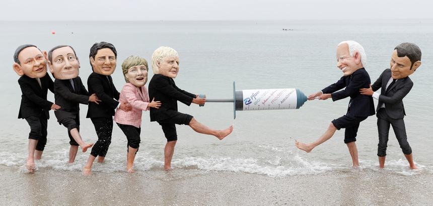 G7 chong dich Covid-19 anh 2