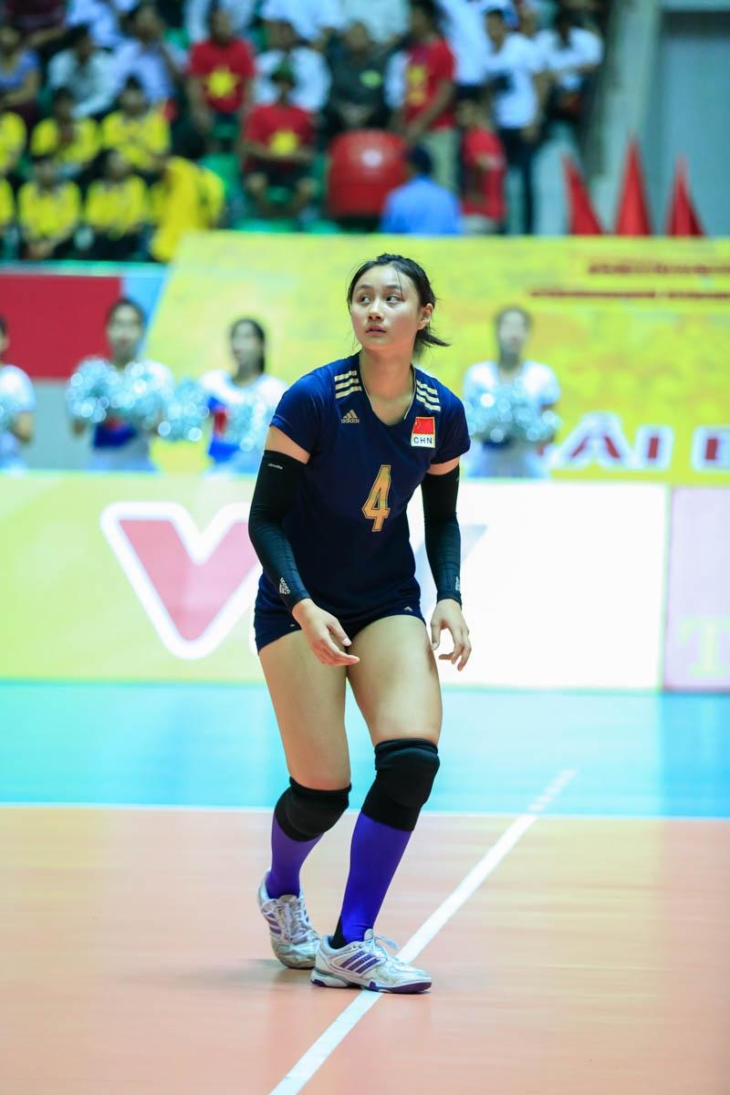 Top 10 hoa khoi bong chuyen o VTV Cup 2016 hinh anh 1