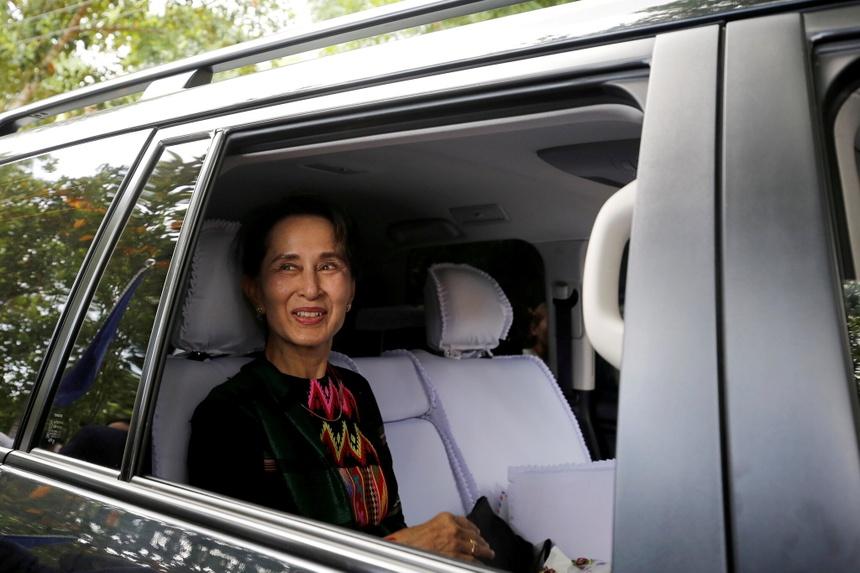 ba Aung San Suu Kyi la ai anh 2