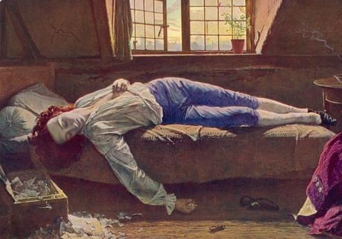 Thomas Chatterton anh 2
