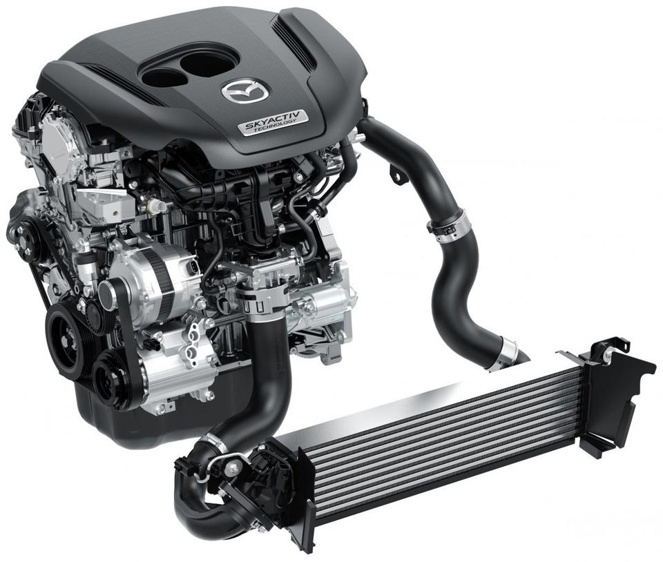 Mazda CX-8 2019 ra mat tai Nhat Ban, them dong co tang ap hinh anh 2