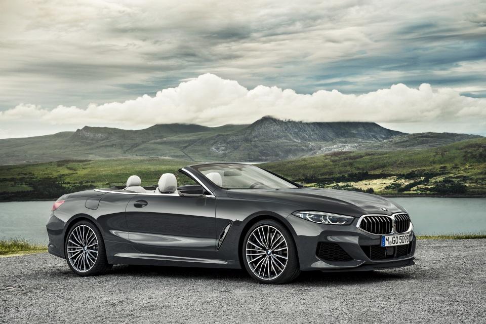 BMW 8-Series Convertible 2019 ra mat, gia tu 121.400 USD hinh anh 11