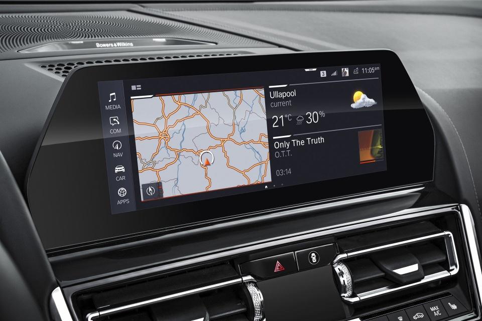 BMW 8-Series Convertible 2019 ra mat, gia tu 121.400 USD hinh anh 10