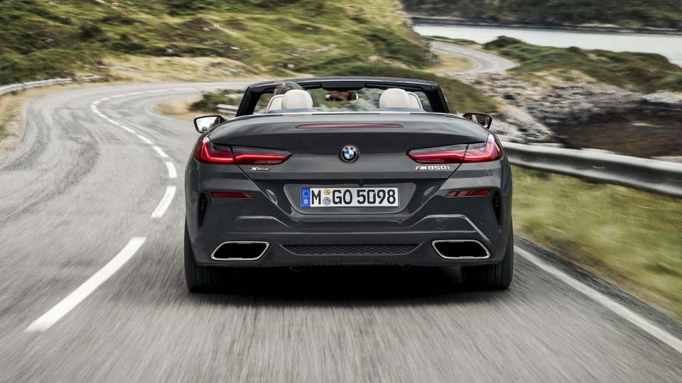 BMW 8-Series Convertible 2019 ra mat, gia tu 121.400 USD hinh anh 6