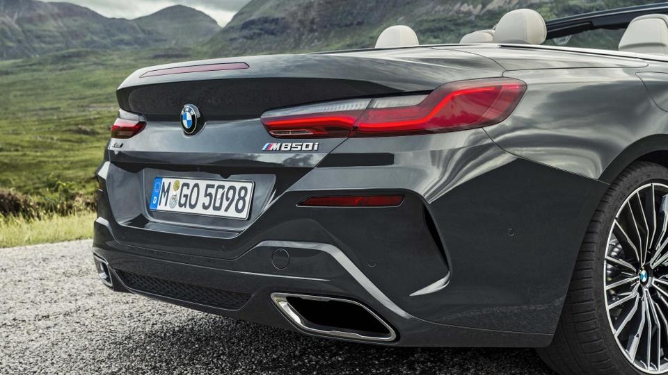 BMW 8-Series Convertible 2019 ra mat, gia tu 121.400 USD hinh anh 5