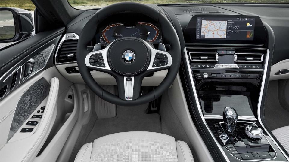 BMW 8-Series Convertible 2019 ra mat, gia tu 121.400 USD hinh anh 7