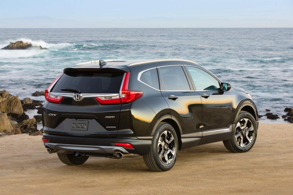 Them mau son, Honda CR-V 2019 tang gia 100 USD hinh anh 3