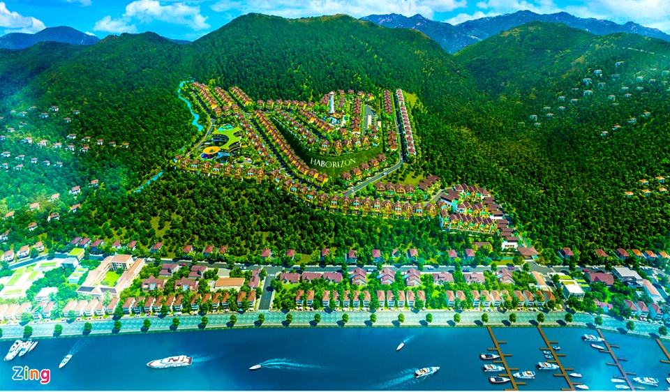 Resort, biet thu 5 sao xe nui 'treo tren dau dan' o Nha Trang hinh anh 8