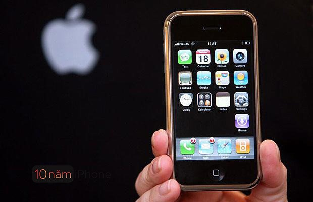 10 nam iPhone hinh anh