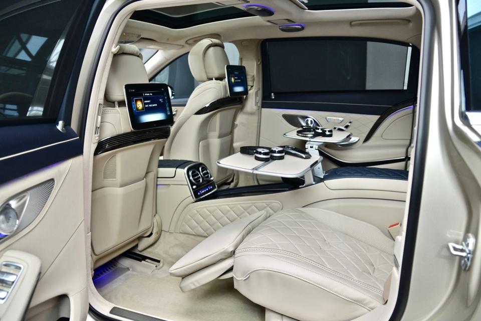 xe sang Mercedes-Benz anh 13